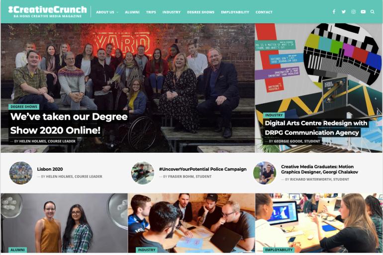 Creative-Crunch-Digital-Magazine-University-of-Worcester