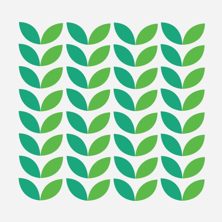 harmonic-leaf-design-digital-in-shades-of-green-by-wendy-corbett